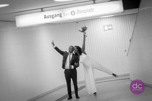 Hochzeitsfotograf Frankfurt und Rhein Main Gebiet